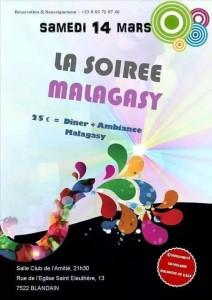 soirées malgaches