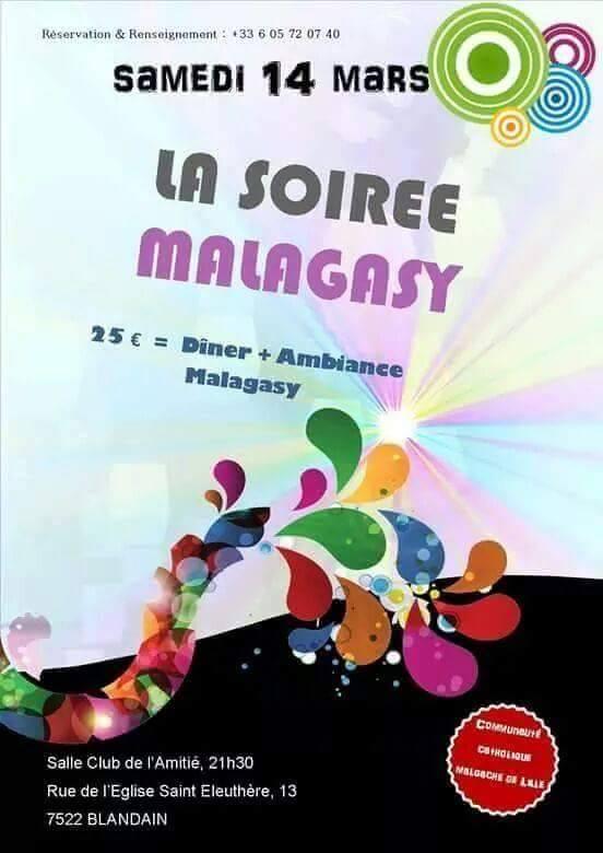 soirée malagasy