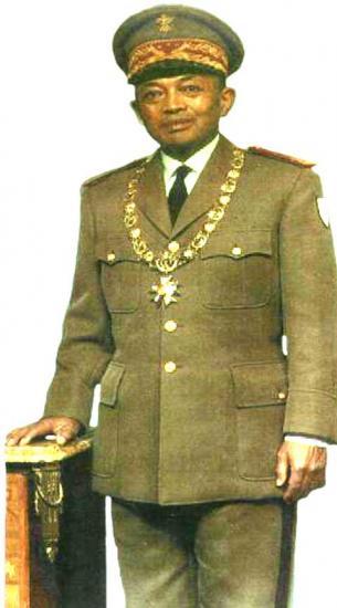 Gabriel Ramanantsoa, l'oncle de Bernard Ramanantsoa