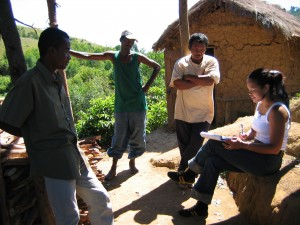 Vahinala Raharinirina, universitaire engagée pour son pays