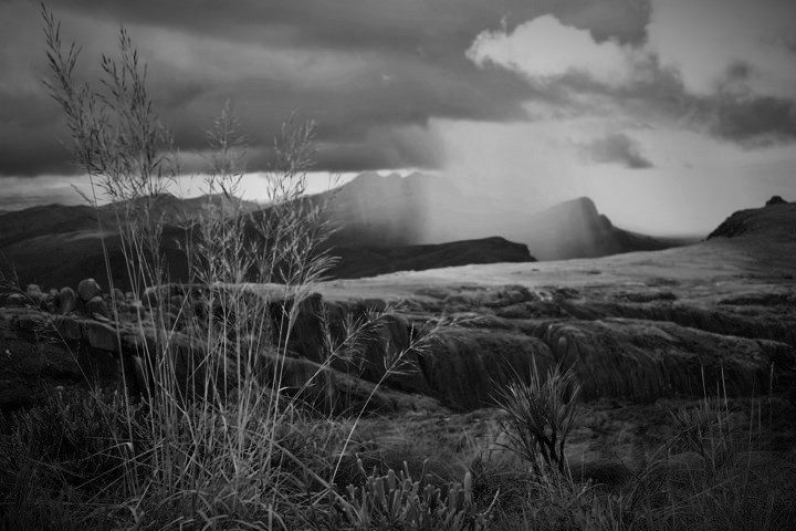 paysage malgache, andringitra, ambalavao